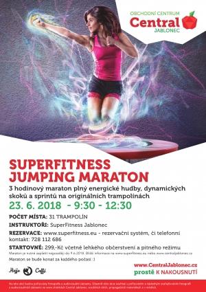 SUPERFITNESS JUMPING MARATON
