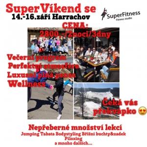 SuperVíkend Harrachov se SuperFitness