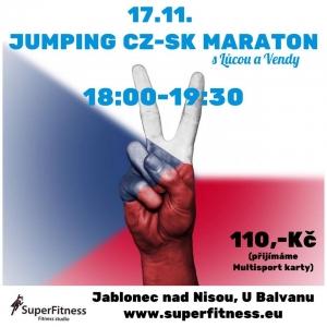 JUMPING CZ-SK maraton